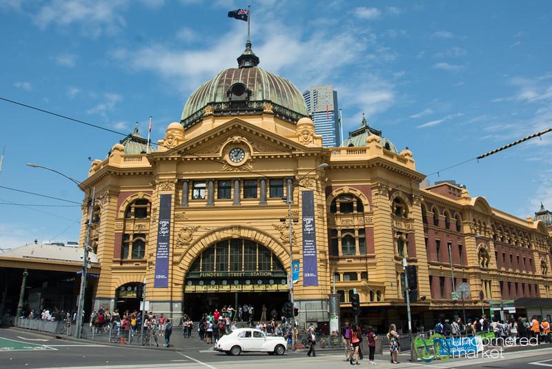 Melbourne Central Station - Victoria, Australia