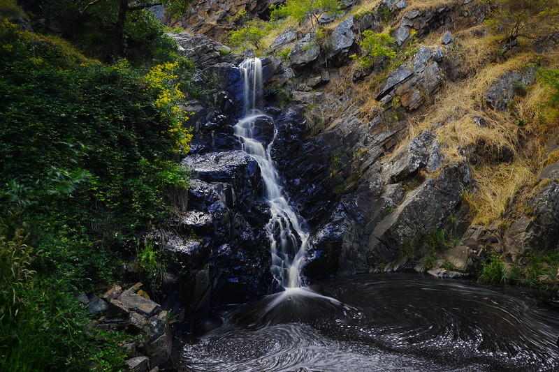 Ingalalla Falls (Normanville, Australia)