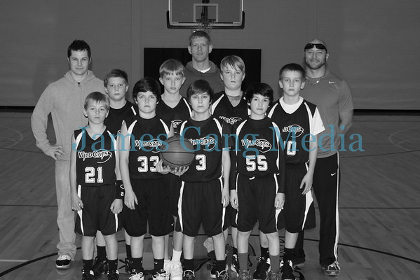 11yo Wildcats - Team Pics - 02/03/14