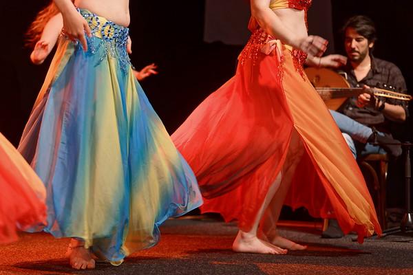 """Spectacle """"Danser l'Orient"""""""