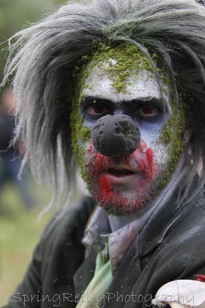 Toronto Zombie Walk 2011