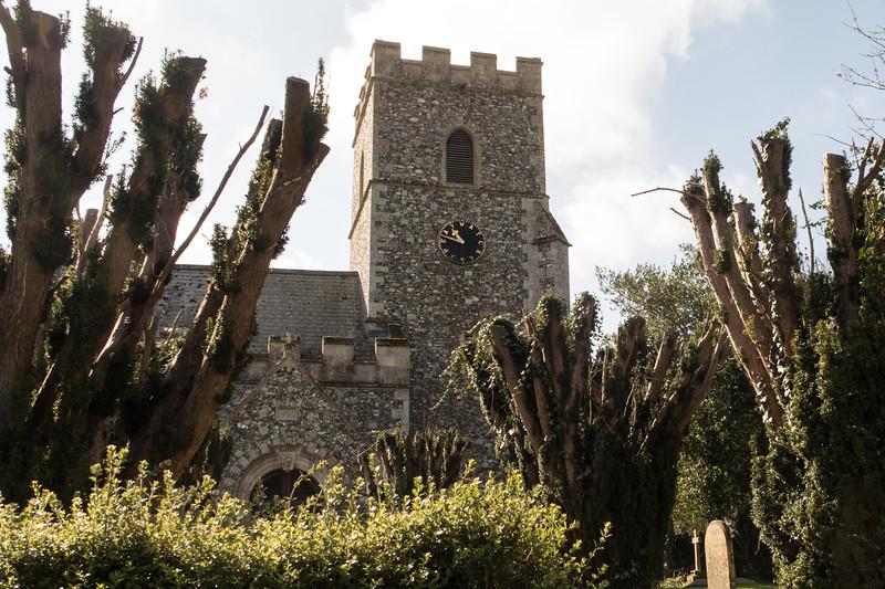 Westacre, All Saints