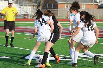 HS Sports - Taylor at Southgate Girls Soccer 21