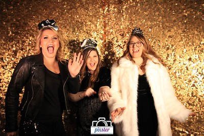 Happy New Year! 180 GIF Booth