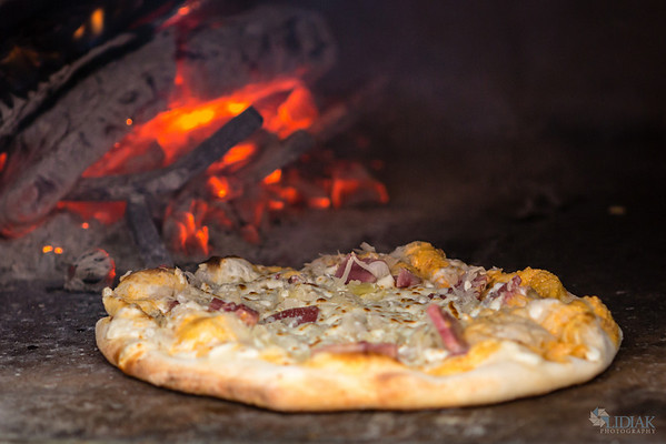 Fire Oven Pizza