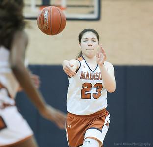 Fr. B Girls Basketball vs Churchill 122818