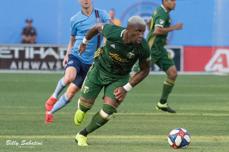 Portland Timbers vs. NYCFC - July 7, 2019
