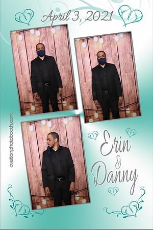 Erin & Danny 4 3 21