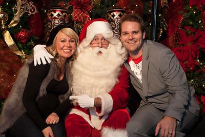 Christmas Glam - Dec 14, 2011