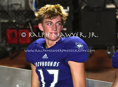 Ben Welch - Boerne Varsity Football (2018 & 2019)
