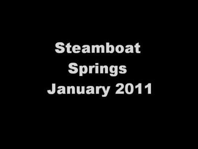 Steamboat Jan 2011