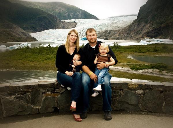 Mendenhall Glacier Shoot