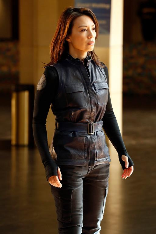 ". MARVEL\'S AGENTS OF S.H.I.E.L.D. - \""Pilot\"" (ABC/Justin Lubin) MING-NA WEN"
