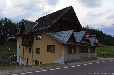 The Road to Transylvania