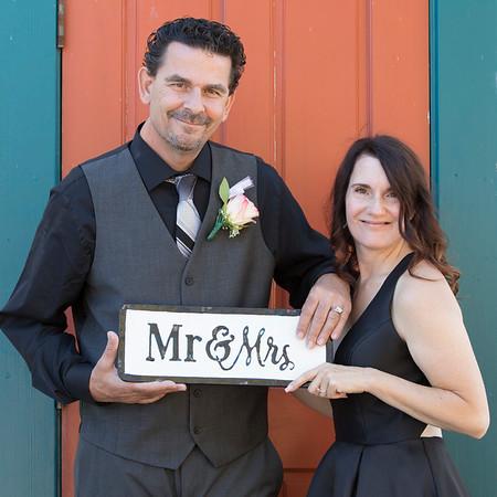 Wedding of Greg & Cindy