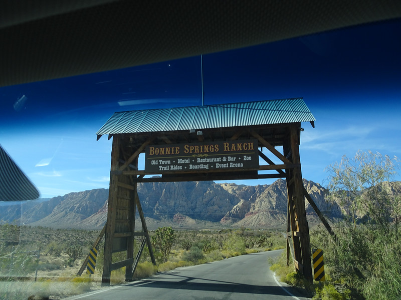 Bonnie Springs in Red Rock Canyon