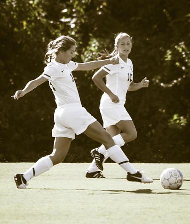 Girls Soccer 9-18-12