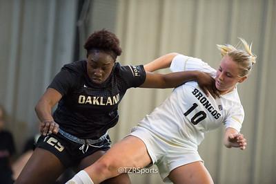 OU Women's Soccer vs. Western Michigan 4/8/2017