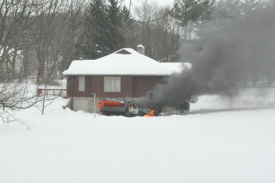 02/13/2014 - Fox Run Plow Fire