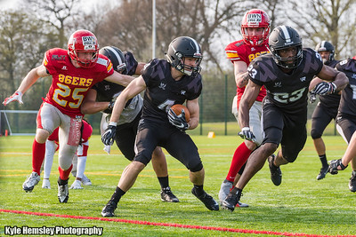 London Warriors vs Uppsala 86ers (£2 Single Download. £65 Gallery Download. Prints from £3.50)