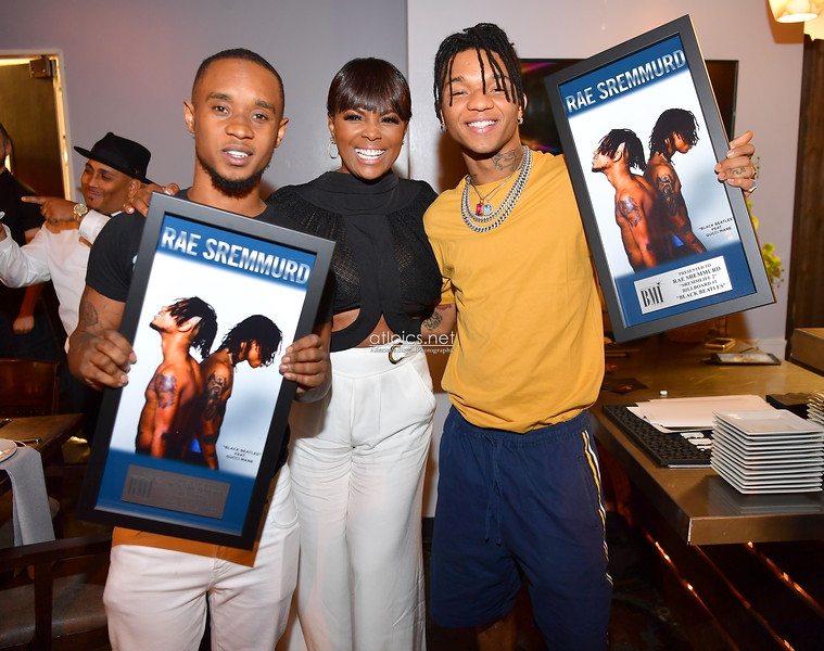 5.16.17 RAE SREMMURD/BMI DINNER PARTY AT TWISTED SOUL COOKHOUSE & POUR