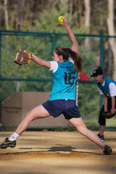 Rec Softball 4/30/07
