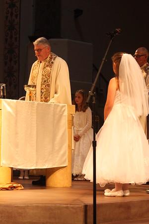Georgia's 1st Communion