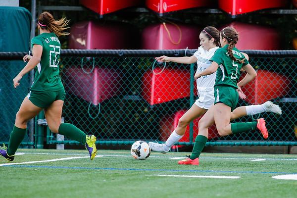 2014 Ransom Girls' Soccer