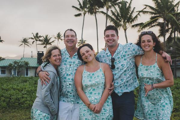 LeBrecque Family 2018