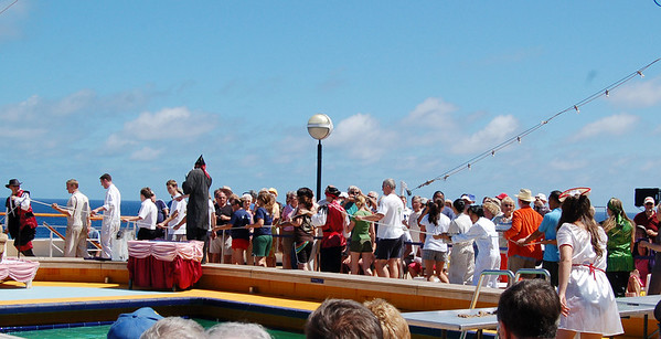 Tahiti thru Bora Bora Cruise 2009