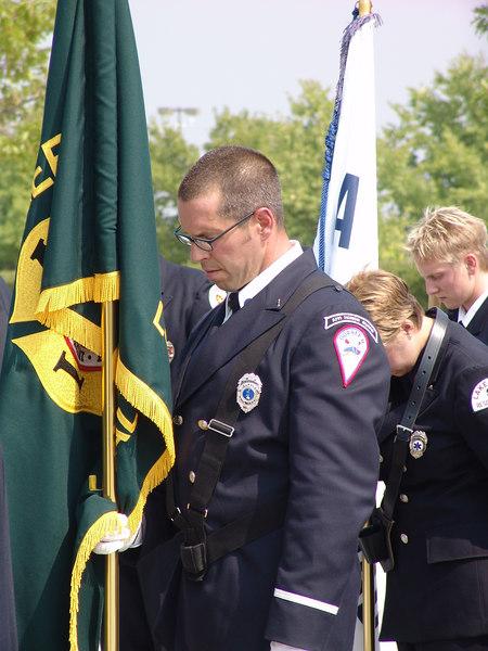 Div 4 Honor Guard