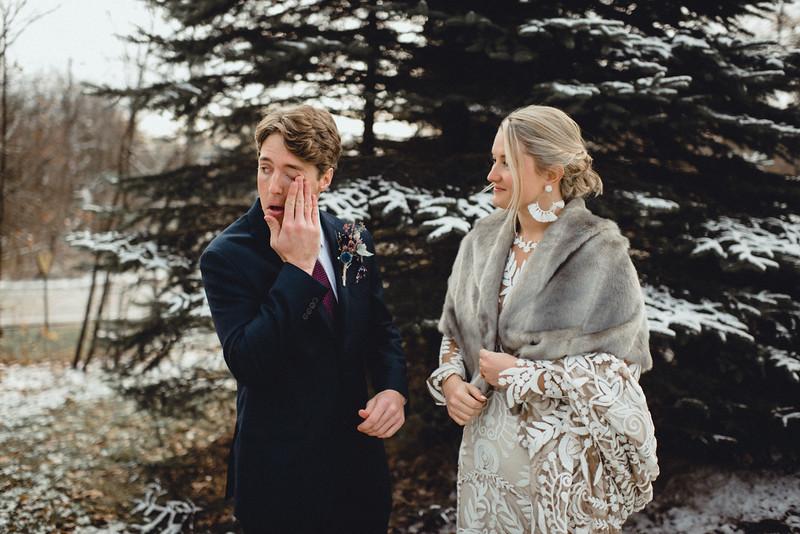 Requiem Images - Luxury Boho Winter Mountain Intimate Wedding - Seven Springs - Laurel Highlands - Blake Holly -570.jpg