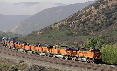 California: Cajon Pass, 2013 2