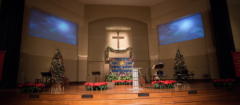 Candlelight Service 2010
