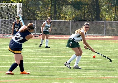 Field Hockey vs. Woodstock Academy 10-7-17