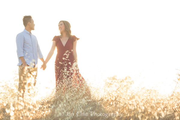 Eric and Julie Engagement Shoot 7.3.19