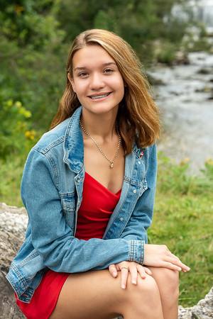 Lifestyle - Senior - Alyssa Collier