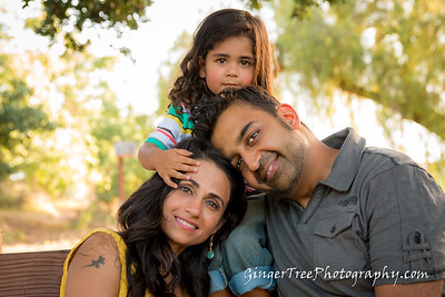 Miraly Family - Almaden Lake Park