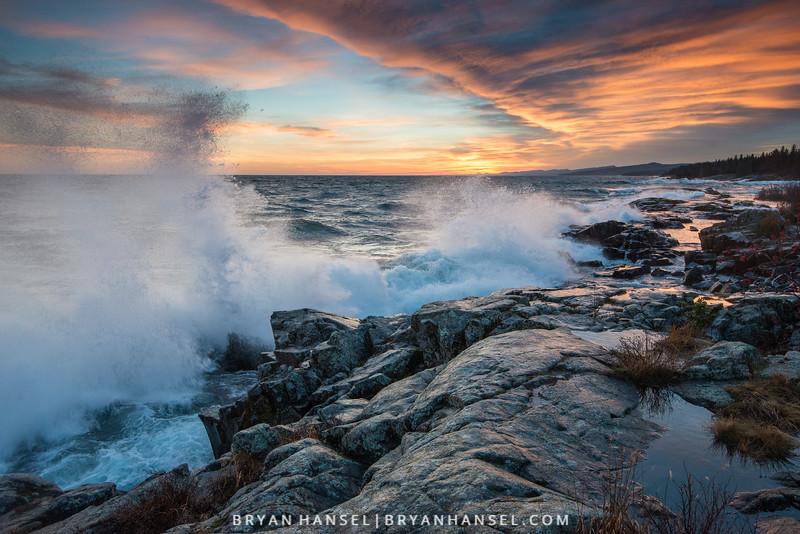 November Waves