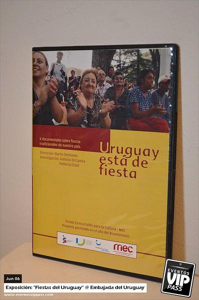 Exposición: Fiestas del Uruguay @ Embajada del Uruguay | Fri, Jun 06