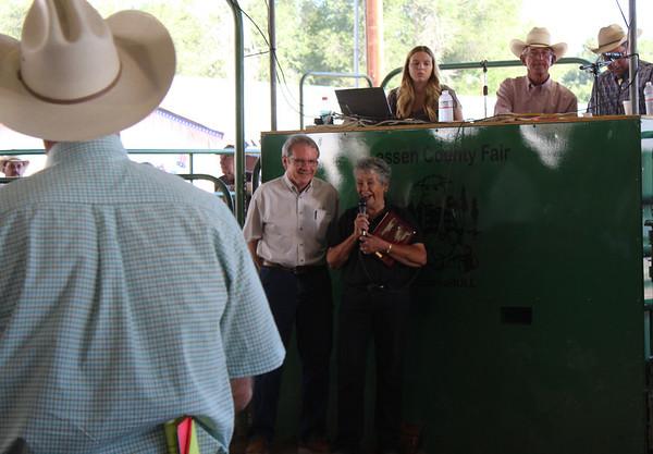 2013 Junior Livestock Auction