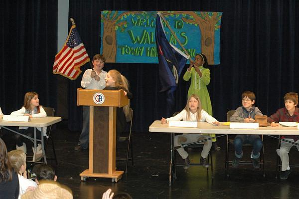 Industrial Revolution: Walden Town Meeting