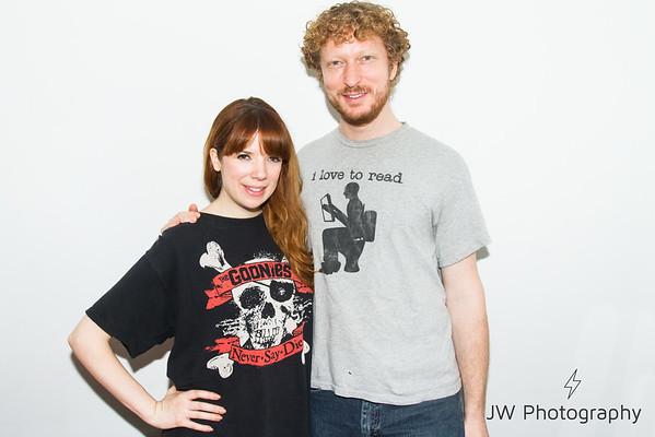 T-Shirt Project 2016: Jon & Alana