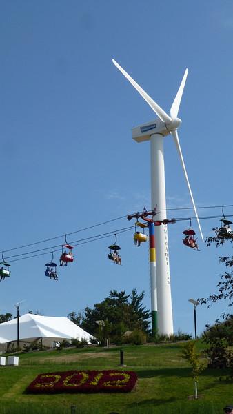 Iowa State Fair (August 10-12, 2012)