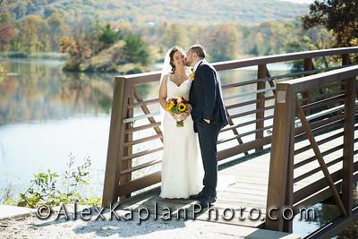 Wedding at Black Bear Golf Club in Franklin NJ By Alex Kaplan