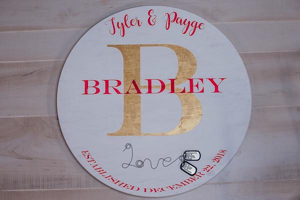 Bradley Wedding