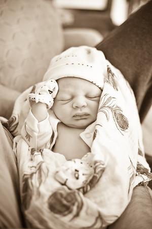 Phoenix Harris - Born 1/29/12