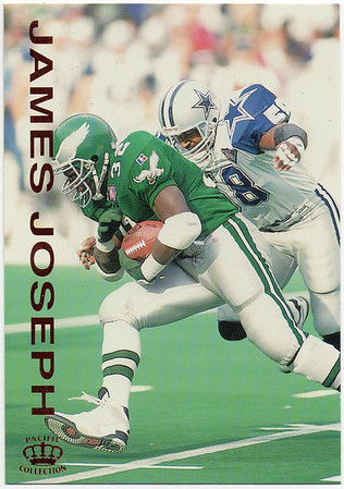 1991 - James Joseph