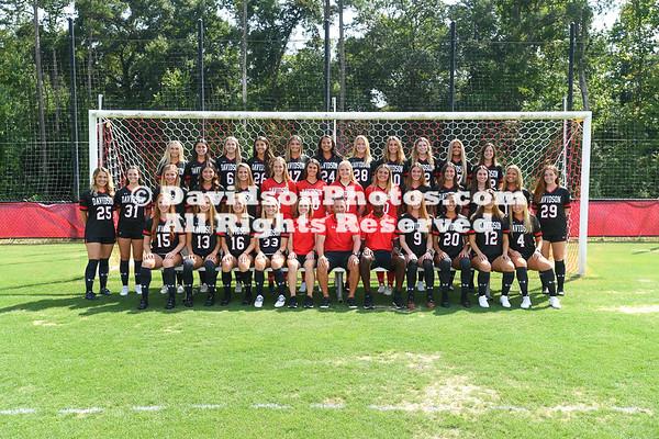 2021-22 Women's Soccer Team Media