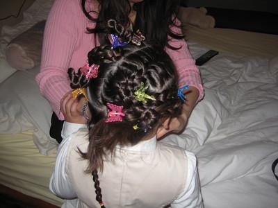 Kiely's Crazy Hair Day
